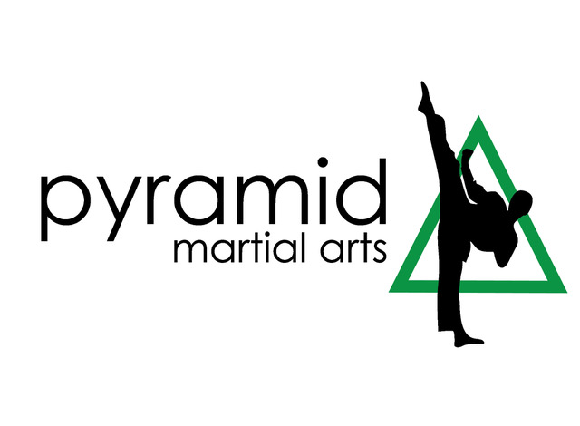 pyramid martial arts logo