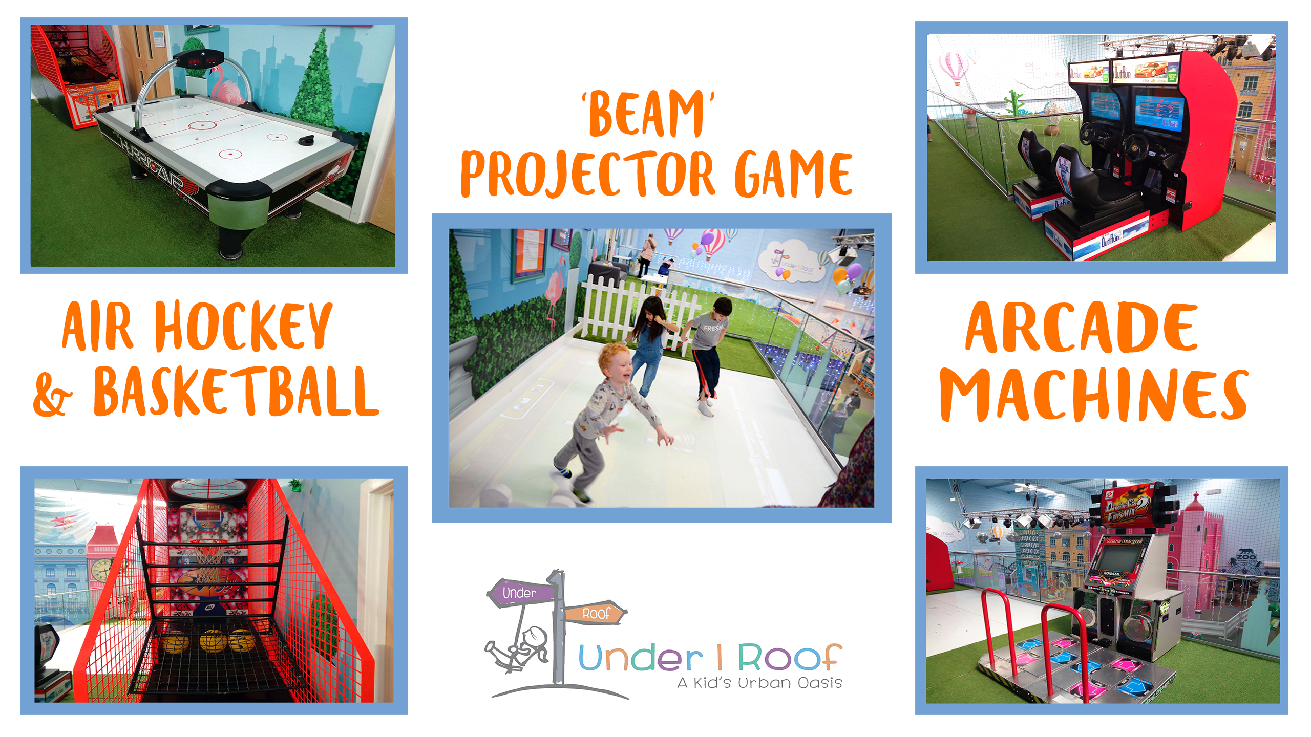 balcony game zone over 5 years play area under 1 roof kids