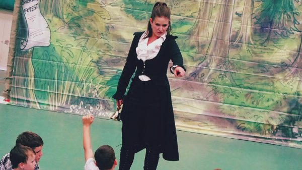 robin hood playhouse productions children's theatre